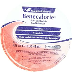 Benecalorie, 1.5-Ounce (liquid) Cups (Pack of 24)