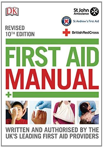 st-john-ambulance-10th-edition-manual-first-aid