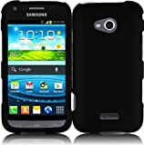 For Samsung Galaxy Victory 4G LTE L300 Hard Cover Case Black