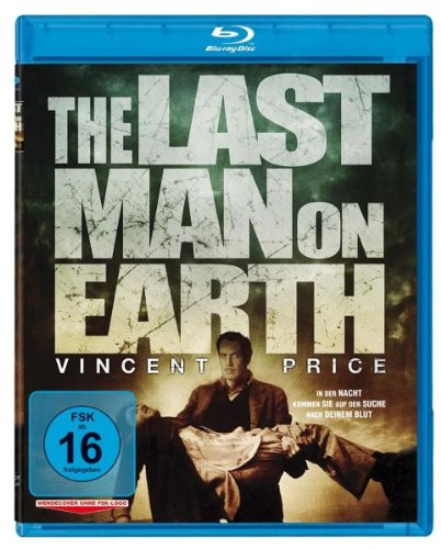 The Last Man On Earth [Blu-ray]