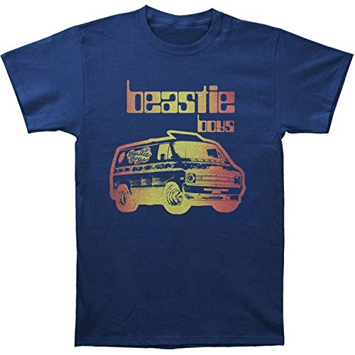 Beastie Boys Men's Van Art T-shirt(X-Large)