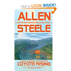 Coyote Rising by Allen Steele