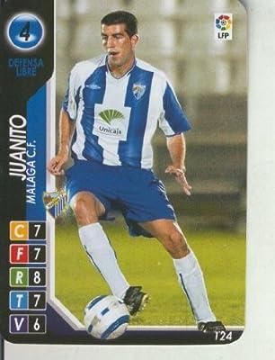 Derby Total 2004-2005: Malaga C.F. numero 04: Juanito