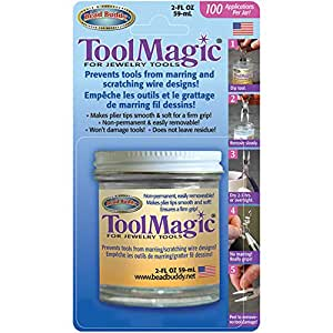 Tool Magic - Rubber Coating for Jewelry Tools 2 fl oz