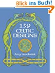 159 Celtic Designs (Dover Pictorial A...