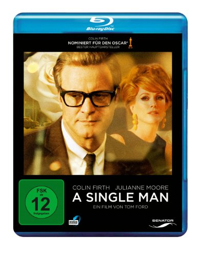 A Single Man [Blu-ray]