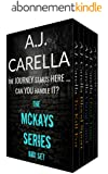 The McKays Box Set - To Kill For, Blood Sport, Hard Time, Gang Land & Killing Fields (English Edition)