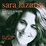 echange, troc Sara Lazarus, Biréli Lagrène - it's all right with me
