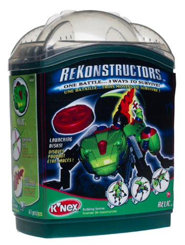 Rekonstructors - Relic by K'Nex - 1