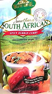 Something South African Spicy Durban Curry Cooking Sauce by Robertsons Foods (Pty) Ltd.