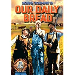 King Vidor's Our Daily Bread [Blu-ray]