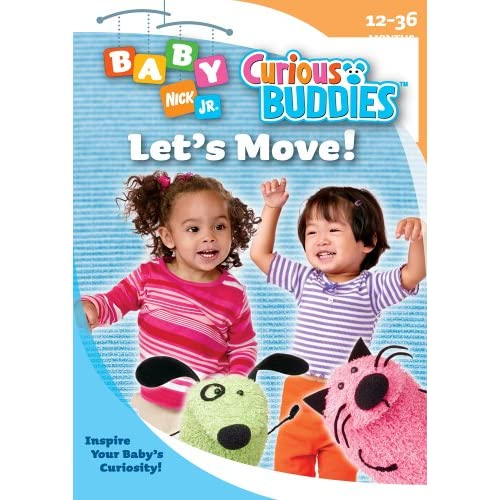 Amazon.com: Baby Nick Jr. Curious Buddies