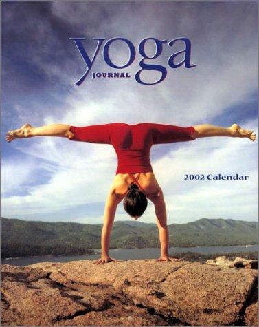 Yoga Journal 2002 Calendar