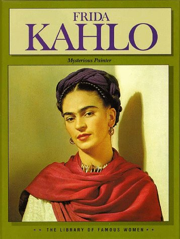 Library of Famous Women - Frida Kahlo