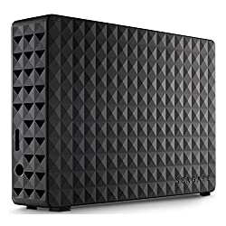 Seagate Expansion STEB4000300 4TB USB 3.0 External Hard Drive (Black)