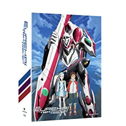 Eureka Seven: Part One (Blu-ray) (Limited Edition)