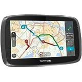 TomTom Go 510 World Navigationssystem (13 cm (5 Zoll) kapazitives Touch Display, Magnethalterung, Sprachsteuerung, mit Traffic/Lifetime Weltkarten)
