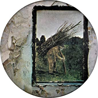 Zoso Led Zeppelin Art