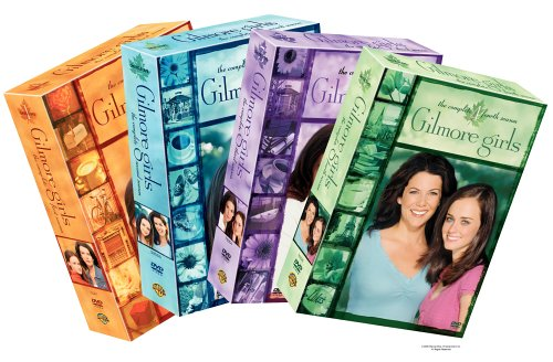 Gilmore Girls: Complete Seasons 1-4 [DVD] [Import]