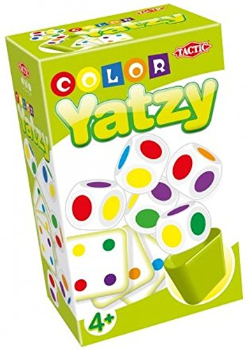 lansay-40672-yahtzee-colorato