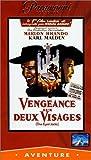 echange, troc La Vengeance aux deux visages [VHS]