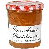 Bonne Maman Peach Preserves, 13-Ounce Jars (Pack of 6)