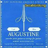 AUGUSTINE Blue Einzelsaite D4 f. Konzertgitarre