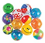 Mini Beach Inflatable Balls - 25 Coun...