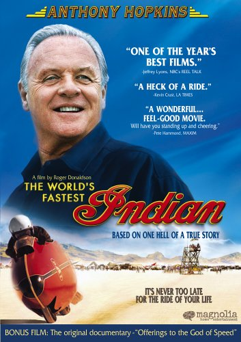 Cover art for  The World's Fastest Indian