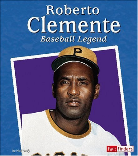 Roberto Clemente: Baseball Legend (Fact Finders)