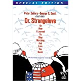 Dr. Strangelove, Or: How I Learned to Stop Worrying and Love the Bomb (Special Edition) ~ Peter Sellers