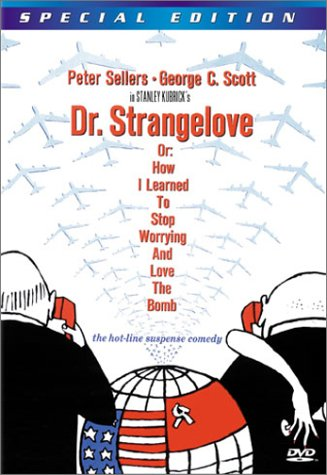 Dr Strangelove [DVD] [1964] [Region 1] [US Import] [NTSC]