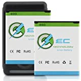 EC TECHNOLOGY® New 2 x 1700mAh