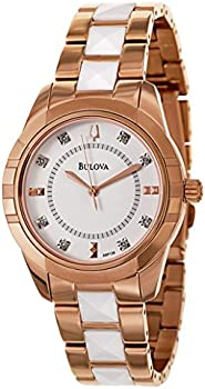 Bulova 98P138 Womens Watch