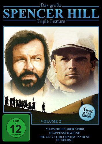Das Grosse Bud Spencer & Terence Hill Triple Feature Vol. 2