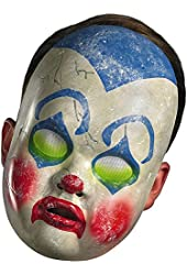 Clown Doll Mask (Adult)