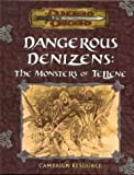 Dungeons & Dragons Dangerous Denizens: The Monsters of Tellene