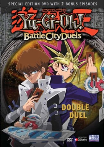 Yu-Gi-Oh!: Battle City Duels Vol. 6 - Double Duel front-324037