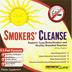 Renew Life Smoker's Cleanse