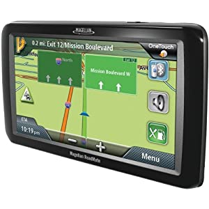 "MAGELLAN RM9055SGLUC ROADMATE(R) 9055LM 7"" VEHICLE GPS WITH LIFETIME MAP UPDATES (RM9055SGLUC) -"
