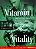 img - for Mens Health Life: Vitamin Vitality (Men's Health Life Improvement Guides) book / textbook / text book