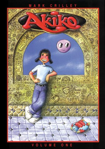 Akiko, Vol. One (The Menace of Alia Rellapor, Book One) (All-Ages Comic Book, 1st 7 Issues)
