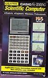 Casio fx 7000G Graphic Scientific
