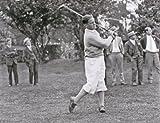 Bobby Jones On The Fairway At Brae Burn Golf Club in 1928, 8x10 Photograph