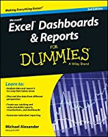 Excel Dashboards and Reports for Dummies, 3rd Edition Front Cover