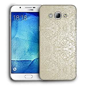 Snoogg Light Backgroung Design Printed Protective Phone Back Case Cover For Samsung Galaxy Note 5