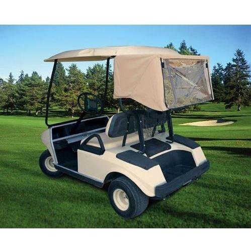 Classic Accessories Fairway Golf Car Club Canopy (Fits most two-person golf cars with roofs)