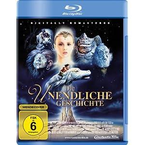 BluRay Die Unendliche Geschichte [Blu-ray] [Import allemand]