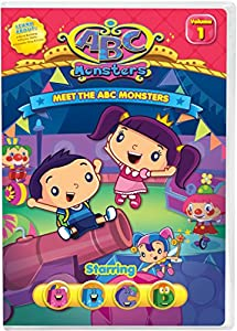 ABC Monsters: Starring abcd by ABC Monsters