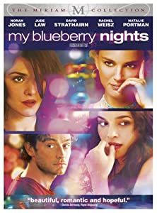 "Cover of ""My Blueberry Nights (The Miriam..."